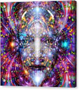 Seeing In A Sacred Manner Acrylic Print