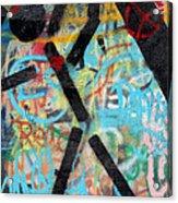 Seeking Peace Acrylic Print