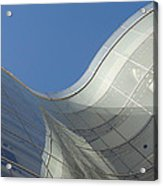 Segerstrom Center Acrylic Print by Eileen Shahbazian