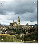 Segovia Surrounded Acrylic Print