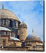 Sehzade Mosque 02 Acrylic Print