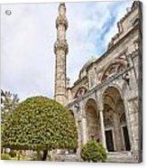 Sehzade Mosque 09 Acrylic Print