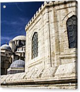 Sehzade Mosque Istanbul Acrylic Print