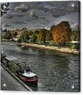 Seine Study Number One Acrylic Print
