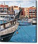 Sekalla Marina Egypt Acrylic Print