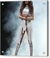 Selena Gomez-8648 Acrylic Print