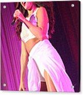 Selena Gomez-8854 Acrylic Print