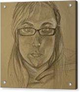 Self Portrait 09 Acrylic Print