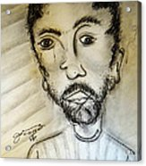 Self-portrait #2 Acrylic Print