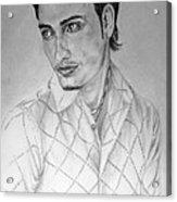 Self Portrait Acrylic Print