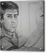Self Portrait By Stacy C Bottoms Acrylic Print