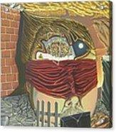 Subconcious Self Portrait Acrylic Print
