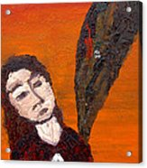 Self-portrait5 Acrylic Print
