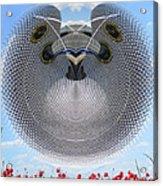 Selfridges Birmingham Bull Ring Acrylic Print