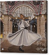 Selimiye Dervish Acrylic Print