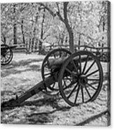 Seminary Ridge  8d00034i Acrylic Print