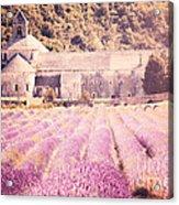 Senanque Abbey II Acrylic Print