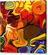 Senses Acrylic Print