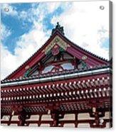 Sensoji Temple Acrylic Print