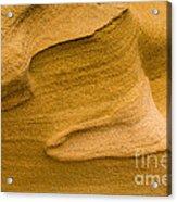 Sensual Sand Acrylic Print
