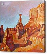 Sentinel - Bryce Canyon Acrylic Print