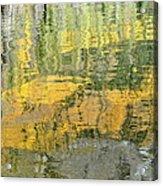 September Reflection Acrylic Print