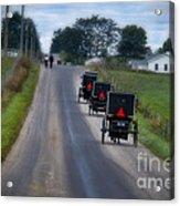 September Sunday Acrylic Print