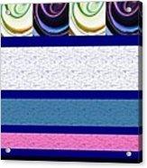 Sequence 2 Acrylic Print