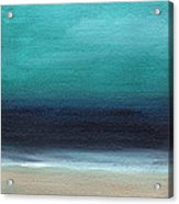 Serenity- Abstract Landscape Acrylic Print
