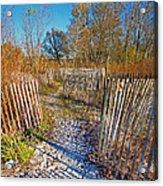 Serenity Trail.... Acrylic Print