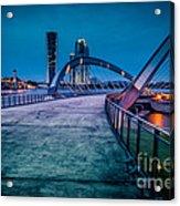 Seri Gemilang Bridge 1 Acrylic Print