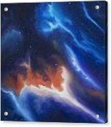Seria Nebula Acrylic Print