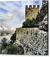 Sesimbra Castle Acrylic Print