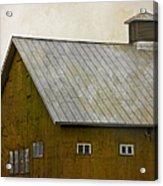 Settlement Acrylic Print