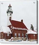 Seul Choix Point Lighthouse Acrylic Print