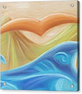 Seven Days Of Creation - The Fifth Day Acrylic Print