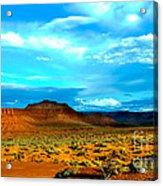 Seven Gods II Acrylic Print