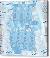 Seven Of Swords Acrylic Print