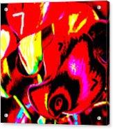 Seven Acrylic Print