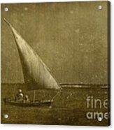 Seven Seas... Acrylic Print