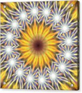 Seven Sistars Of Light K1 Acrylic Print