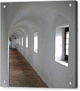 Seven Windows Acrylic Print