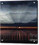 Severn Bridge Acrylic Print