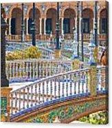 Sevilla In Spain Acrylic Print