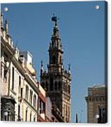 Seville - Giralda Acrylic Print