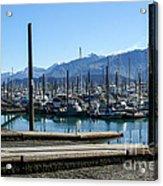 Seward Alaska Bay Acrylic Print