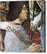 Sforza, Ludovico, Called The Moor Acrylic Print