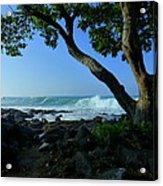 Shade On The Shore Acrylic Print