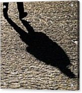 Shadow People # 3 Acrylic Print