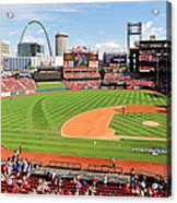 Shadows At Busch Acrylic Print